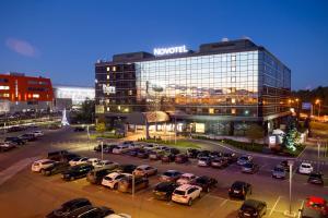 Отель Novotel Москва Аэропорт Шереметьево