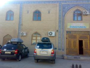 Islambek Hotel, Szállodák  Khiva - big - 51