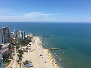 Beautiful Palmetto Beach, Appartamenti  Cartagena de Indias - big - 25