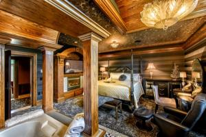 Sebring Mansion Inn & Spa, Мини-гостиницы  Sebring - big - 19