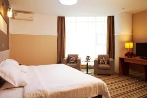 Dalian Tian Tong Hotel, Отели  Далянь - big - 3