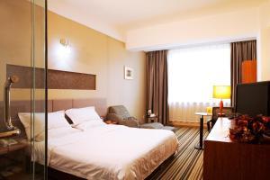 Dalian Tian Tong Hotel, Отели  Далянь - big - 5