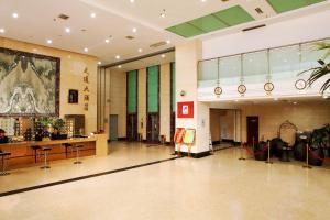 Dalian Tian Tong Hotel, Отели  Далянь - big - 12