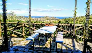 Into the Wild and Sea View, Holiday homes  Civezza - big - 4