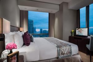 Ascott Kuningan Jakarta, Apartmánové hotely  Jakarta - big - 8