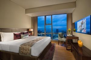 Ascott Kuningan Jakarta, Apartmánové hotely  Jakarta - big - 7