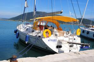 Aggeliki Sailboat