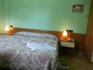 Al Casolare, Hotels  Corinaldo - big - 47