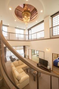 Condominium Panoramique Motomachi, Apartments  Hakodate - big - 15