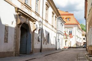 Rotušės Apartments Bernardinų, Apartmány  Vilnius - big - 6