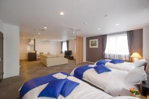 Condominium Panoramique Motomachi, Apartments  Hakodate - big - 18