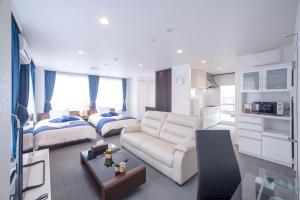 Condominium Panoramique Motomachi, Apartments  Hakodate - big - 42