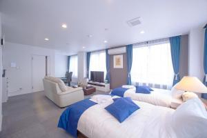 Condominium Panoramique Motomachi, Apartments  Hakodate - big - 44