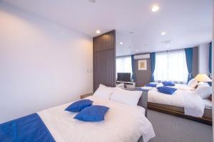 Condominium Panoramique Motomachi, Apartments  Hakodate - big - 45