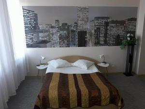 Vaivorykštė, Hotels  Šiauliai - big - 9