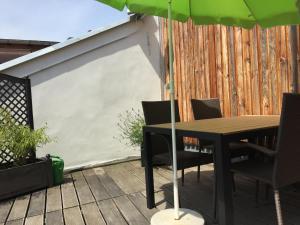 Urlaub im Fachwerk - Das Sattlerhaus, Apartments  Quedlinburg - big - 22