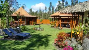Volcano Mountain Retreat, Bed & Breakfast  Fern Acres - big - 21