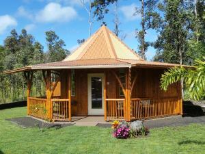 Volcano Mountain Retreat, Bed & Breakfast  Fern Acres - big - 13