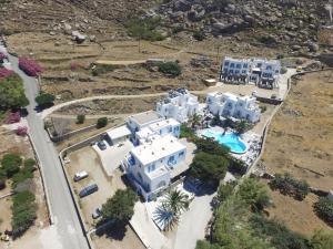 Makis Place, Residence  Tourlos - big - 43