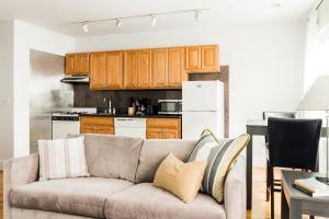 One-Bedroom on Warrenton Street Apt 16, Apartments  Boston - big - 9