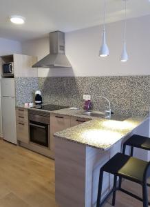 Apartamentos Odysea By Mc, Ferienwohnungen  Cala de Finestrat - big - 8