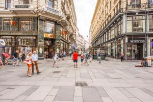 Vienna Prestige Luxury Boutique Apartments Graben by welcome2vienna