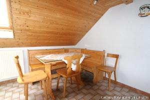 Gîte à La Montagne, Apartmány  Labaroche - big - 14