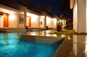 Chalets Media Luna Tequisquiapan, Holiday homes  Tequisquiapan - big - 11