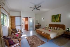 Le Tropique Villa, Holiday homes  Grand'Anse Praslin - big - 22