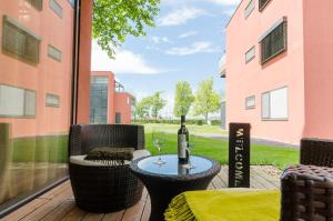 BalatonBee Apartman, Appartamenti  Balatonlelle - big - 4