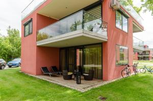 BalatonBee Apartman, Appartamenti  Balatonlelle - big - 11
