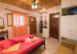 Villa Dimitris Apartments & Bungalows, Apartments  Lefkada Town - big - 34