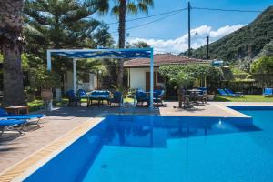 Villa Dimitris Apartments & Bungalows, Apartments  Lefkada Town - big - 65
