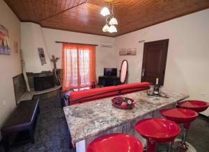 Villa Dimitris Apartments & Bungalows, Apartments  Lefkada Town - big - 27