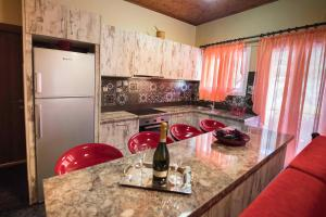 Villa Dimitris Apartments & Bungalows, Apartments  Lefkada Town - big - 28