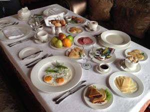 Aton Hotel, Hotel  Krasnodar - big - 82