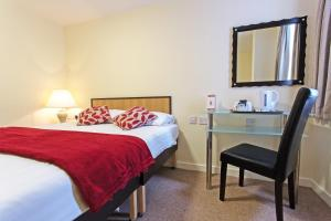Britannia Hotel Leeds, Отели  Лидс - big - 9