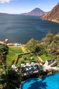 Beautiful Apartments by the Lake, Apartmány  Panajachel - big - 11