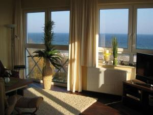 Ostseeapartment-am-Fehmarns-und-Ferienpenthouse, Апартаменты  Großenbrode - big - 12