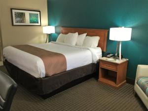 Quality Inn & Suites Near White Sands National Monument, Отели  Аламогордо - big - 16