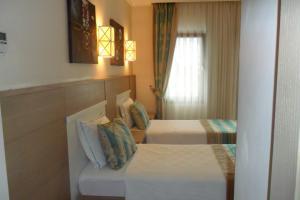 Asmin Hotel Bodrum, Hotely  Bodrum - big - 18