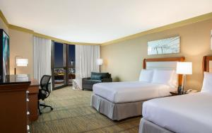 DoubleTree by Hilton Hotel Miami Airport & Convention Center, Отели  Майами - big - 7