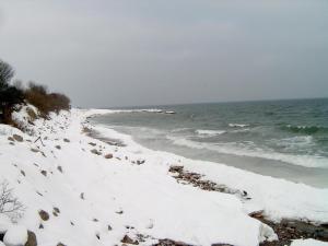 Ferienwohnung-inWaabs-Ostsee-Damp-Eckernfoerde, Apartmány  Waabs - big - 9