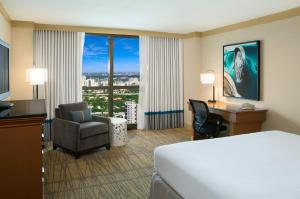 DoubleTree by Hilton Hotel Miami Airport & Convention Center, Отели  Майами - big - 10
