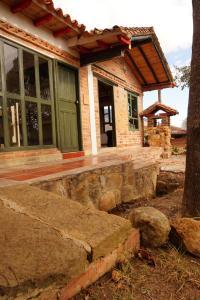 Villas de Sinaloa, Апарт-отели  Villa de Leyva - big - 28