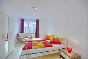 Ferienwohnung-in-der-Mengstrasse, Apartmány  Lübeck - big - 3