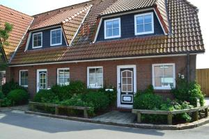 Landhaus-am-Deich-Wohnung-Moewe, Apartmány  Tönning - big - 4