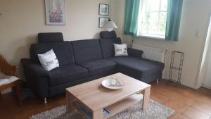 Landhaus-am-Deich-Wohnung-Moewe, Appartamenti  Tönning - big - 6