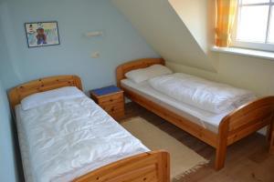 Landhaus-am-Deich-Wohnung-Moewe, Appartamenti  Tönning - big - 28