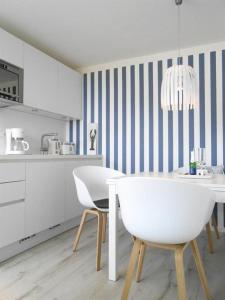 Haus-LIV-Appartement-Meer, Appartamenti  Westerland - big - 5